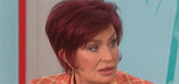 Sharon Osbourne defends Piers Morgan: 'How could I be racist about anybody?'