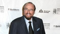 James Lipton admits he used to be a pimp… and not in the player way