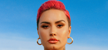 Demi Lovato has blind spots after her overdose, can no longer drive