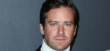 VF: Armie Hammer comes from a long line of men who mistreat women