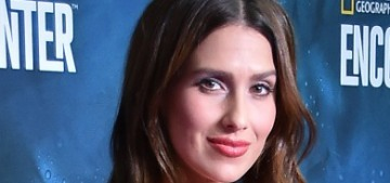 Hilaria Baldwin wants people to get out of her uterus & her surrogate's uterus