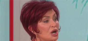 Sharon Osbourne complains she was 'totally blindsided' by the Piers Morgan segment