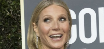 Gwyneth Paltrow: 'I had a mid-life crisis when I turned 40′ and turned to injectables