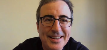 John Oliver on the Sussexes' interview: 'I didn't find any of it surprising'
