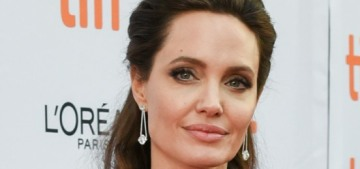 Angelina Jolie told the court that she has proof of Brad Pitt's domestic violence