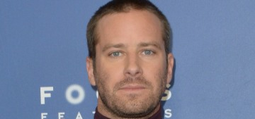 Armie Hammer accused of violently raping a woman – 'Effie' – in 2017
