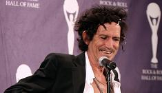 Keith Richards suffering from seizures after fall from coconut tree