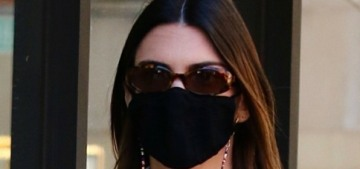 Kendall Jenner's preppy, retro, vesty street-style in NYC: super-cute or blah?