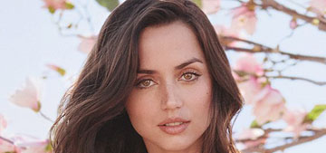 Ana de Armas addresses rumors that she's back together with Ben Affleck