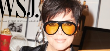 Kris Jenner only figured out how to pay bills & do her taxes after her first divorce