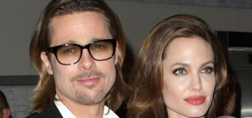 Brad Pitt's team thinks Angelina Jolie is trying to 'sway the court in her favor'