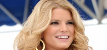 Jessica Simpson spent 'years beating myself up for an unrealistic body standard'
