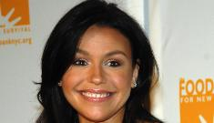Rachel Ray claims to be a size six in big spread in InTouch
