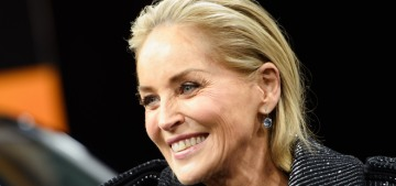 Sharon Stone on women over 40: 'This is a time…when our worth is the most enhanced'