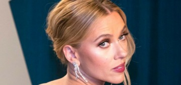 Scarlett Johansson: 'It can be embarrassing' when I offend people constantly