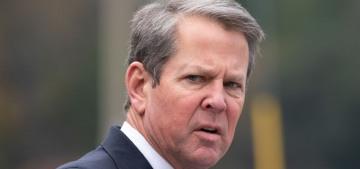 Georgia Gov. Brian Kemp signs Jim Crow-style voter suppression omnibus bill