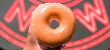 Krispy Kreme defends their generosity in giving free donuts to vaccinated people