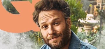 Seth Rogen on needing to smoke weed every day: 'People don't stigmatize shoes'