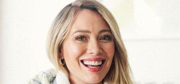 Hilary Duff and Matthew Koma welcome daughter Mae James Bair