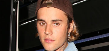 Justin Bieber's mom on his latest tattoo: 'don't you have enough yet?'