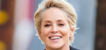Sharon Stone's plastic surgeon gave her bigger implants without her authorization