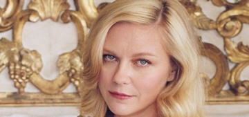 Kirsten Dunst announced her second pregnancy with a bumpy W Mag cover