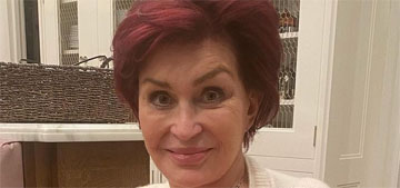 Sharon Osbourne's payout for being racist thought to be $5 to $10 million