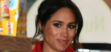 Page Six: Duchess Meghan plans to have a home birth & a maternity leave