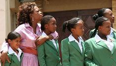 Oprah apologizes to families at African girls school