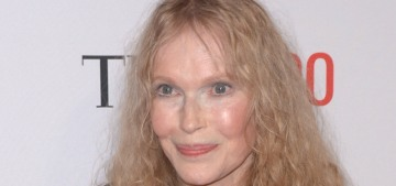 Mia Farrow made a statement about the deaths of three of her fourteen children