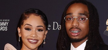 Saweetie speaks about Quavo & the elevator altercation, and the LAPD is investigating