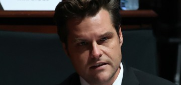 Matt Gaetz trafficked girls & women into FL after meeting them on sugar daddy sites