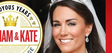 People Mag: The Duke & Duchess of Cambridge's 10-year anniversary is keen
