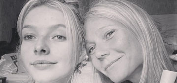 Gwyneth Paltrow's daughter, Apple, roasted her: 'the Goop Glow is a part of her cleanse'