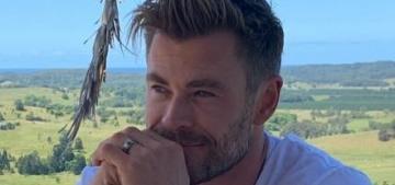 Chris Hemsworth: 'Bodybuilding is seen as vanity' but 'it is a full-time job'