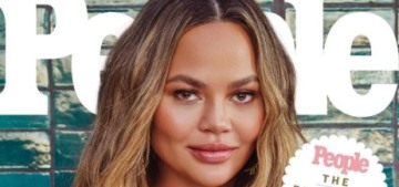 Chrissy Teigen on diet culture: 'I've thrown all of that out of the window'