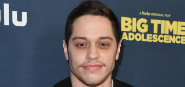 Pete Davidson moved out of the home he purchased with his mom