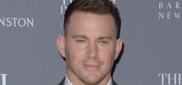 Girl-dad Channing Tatum wears tutus & nail polish and knows how to braid hair