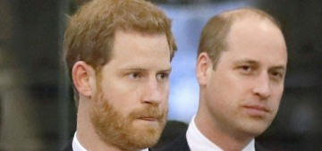 Prince William 'feels that Harry has gotten too big for his boots since moving to CA'