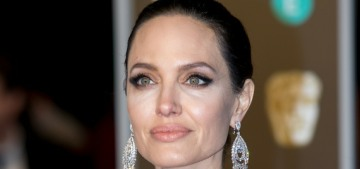 Angelina Jolie went to Diplo's backyard BBQ and now people think they're banging
