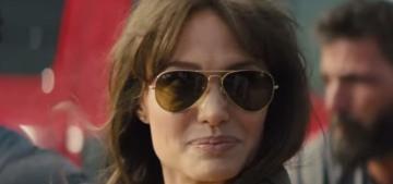Angelina Jolie & Jon Bernthal look fiery in the 'Those Who Wish Me Dead' trailer