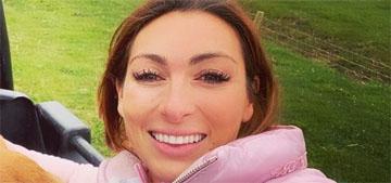 British TV presenter Luisa Zissman had her horse taxidermied