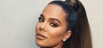 Khloe Kardashian issues a melodramatic statement about that unedited bikini photo
