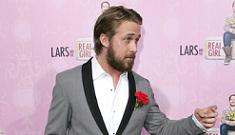 Ryan Gosling Wasn't Fired For Being a Plump Diva