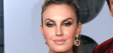 Elizabeth Chambers doesn't want to talk, she's 'focusing on healing, my babes & work'