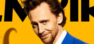 Tom Hiddleston: 'There are some people who'd say I've danced far too much'