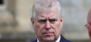 Prince Andrew is trying to exploit his father's death & come back to public life