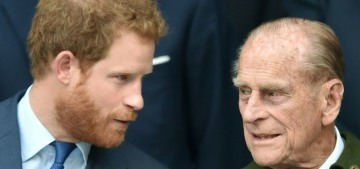 Prince Philip didn't believe the Sussexes 'were doing the right thing' but whatever