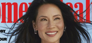 Lucy Liu: 'Marriage is not on my bucket list. I don't have a bucket list'