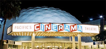 ArcLight and Pacific Theaters are closing, including Cinerama Dome
